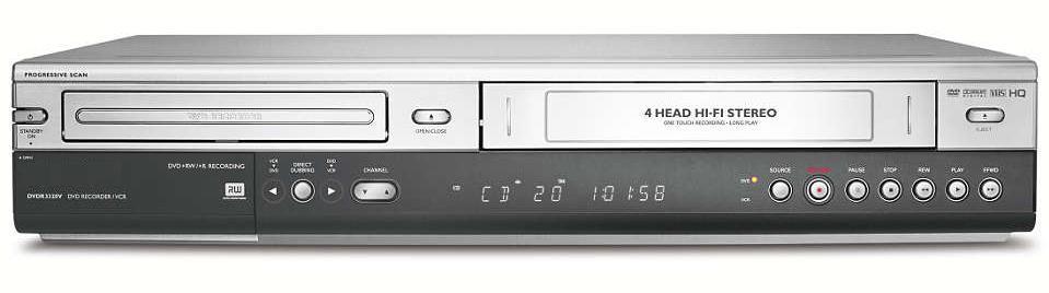 Combis DVD - VHS